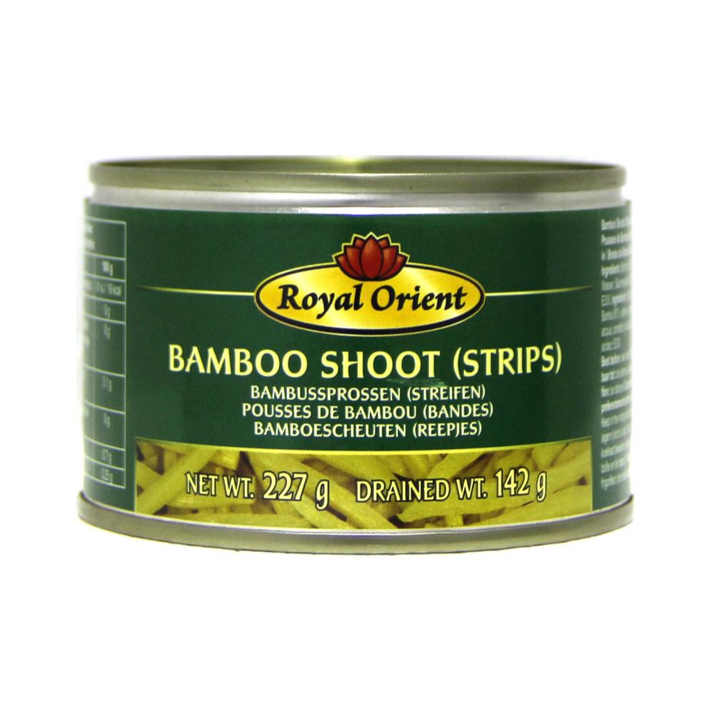 Bamboescheuten (reepjes)