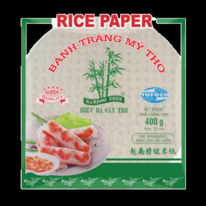 Bamboo Tree Rice paper 22cm Ø