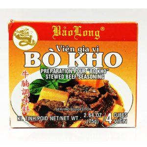"Bao Long Bouillonblokjes voor ""bo kho"" stoofpot"