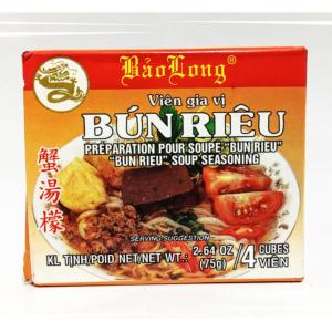 "Bao Long Bouillonblokjes voor ""bun rieu"" soep"
