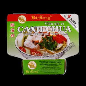 "Bao Long Bouillonblokjes voor ""canh chua"" soep"