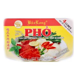 "Bao Long Bouillonblokjes voor ""pho""soep"