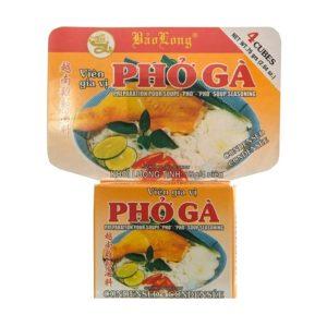 "Bao Long Bouillonblokjes voor ""pho ga"" soep"
