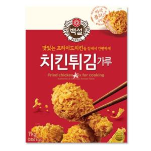 Beksul Korean frying mix for chicken