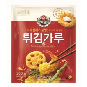 Beksul Korean frying mix for cooking