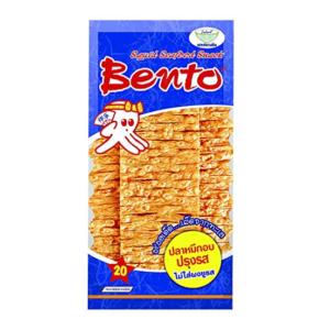Bento Squid seafood snack hot & spicy