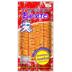 Bento Squid snack sweet & spicy