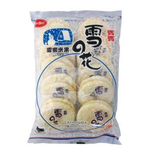 Bin Bin Sneeuw rijstcrackers