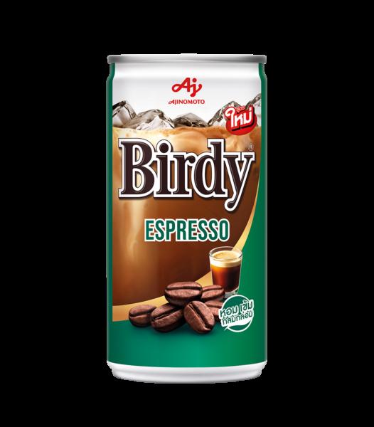 Ajinomoto Birdy espresso coffee