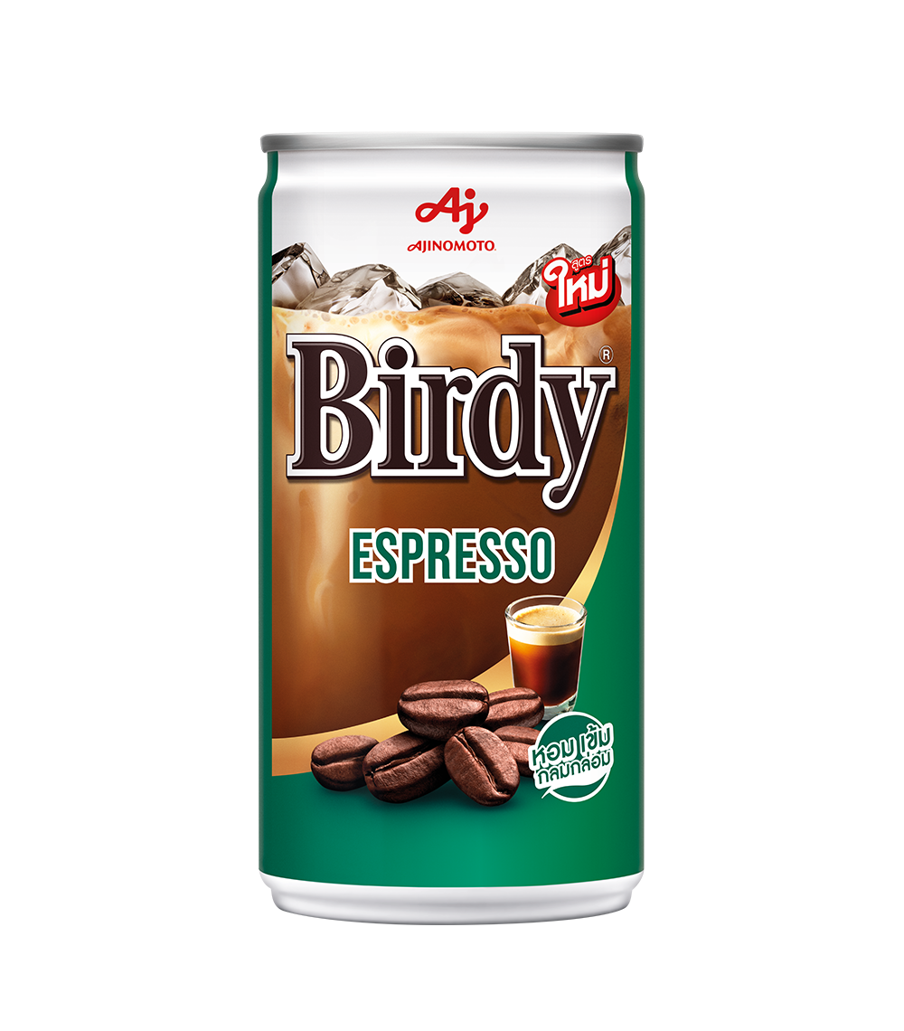 Birdy espresso coffee