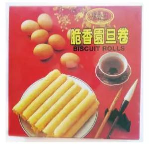 Cui Xiang Yuan  Biscuit rolls original flavour