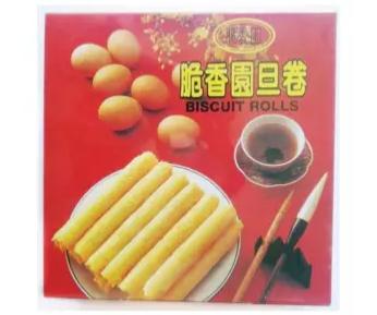Biscuit rolls original flavour