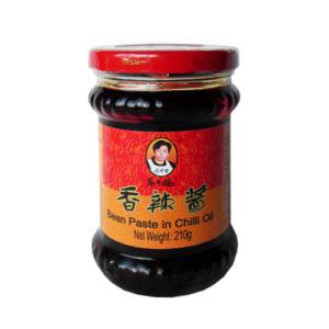 Laoganma Bonenpasta in chili olie