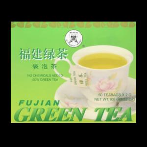 Butterfly Brand Fujian green tea