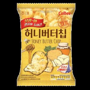 Calbee  Potato chips honey butter