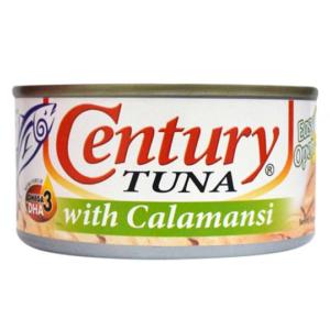 Century Tonijnstukjes in gekruide saus calamondinsmaak