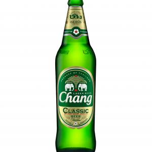 Chang Chang bier 5% ALC. (泰象啤酒)