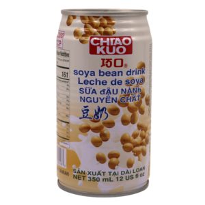 Chiao Kuo Soya bean drink (巧口 豆奶)