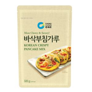 Chung Jung One Koreaanse krokante pannenkoeken mix 청정원 바삭 부침가루