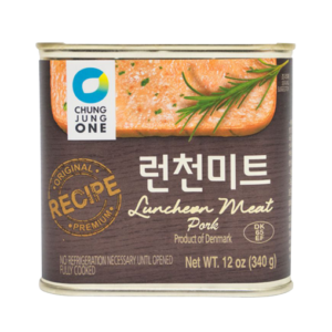Chung Jung One Luncheon meat 청정원 런천미트