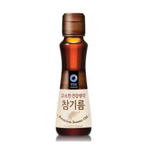 Chung Jung One Premium sesam olie (160ml)