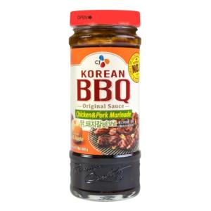 CJ Foods Korean BBQ sauce chicken & pork marinade