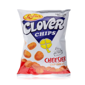 Leslies  Clover chips cheese flavor
