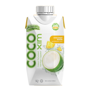 Coco Xim Coconut water with pineapple juice