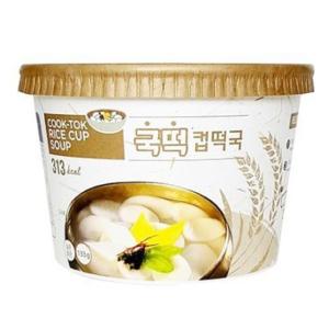 Cook-Tok Instant Koreaanse rijstcake soep