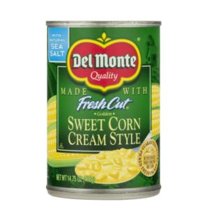 Delmonte Zoete mais in crème