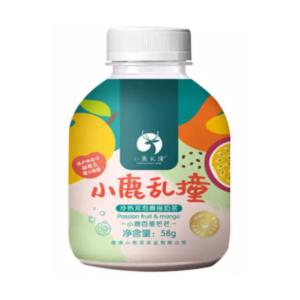 Fawn Disorderly Bump Instant shake milk tea passion fruit & mango flavor