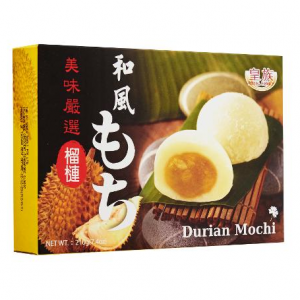 Royal Family Mochi durian flavour