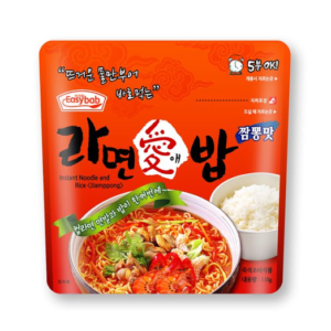 Easybab Instant noodle and rice with