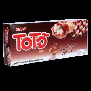 Euro Ojo wafer sticks chocolate flavour