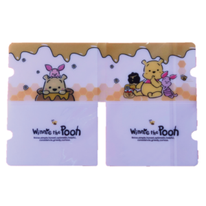 Facemask folder winnie the pooh