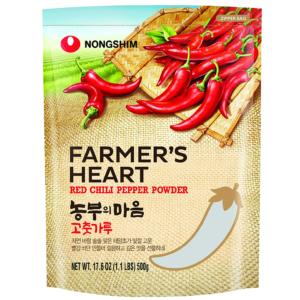 Nongshim Rode chili peper poeder gochugaru (medium hot)