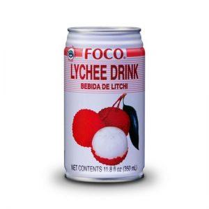Foco Lychee nectar (荔枝汁)
