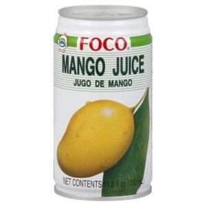 Foco Mango sap (芒果汁)