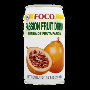Foco Passievrucht drank