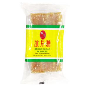Fu Xing Brown sugar in pieces
