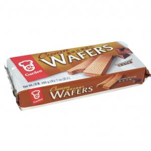Garden Wafels met chocolade smaak