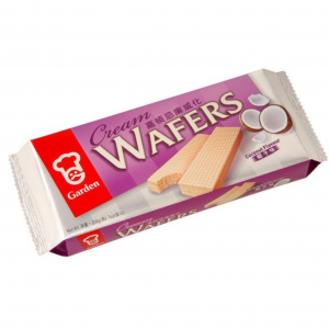 Garden Cream wafers coconut flavour