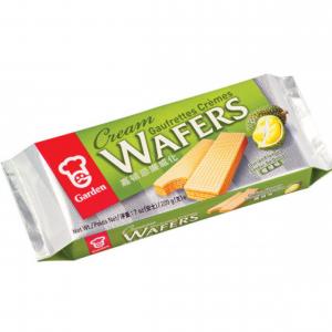 Garden Cream wafers durian flavour