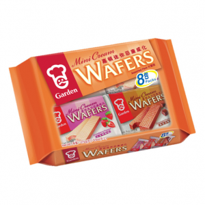Garden Mini wafels bonus pack
