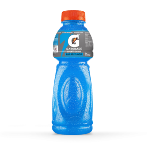 Gatorade energiedrank blue bolt smaak