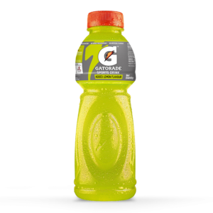 Gatorade energiedrank lemon lime smaak