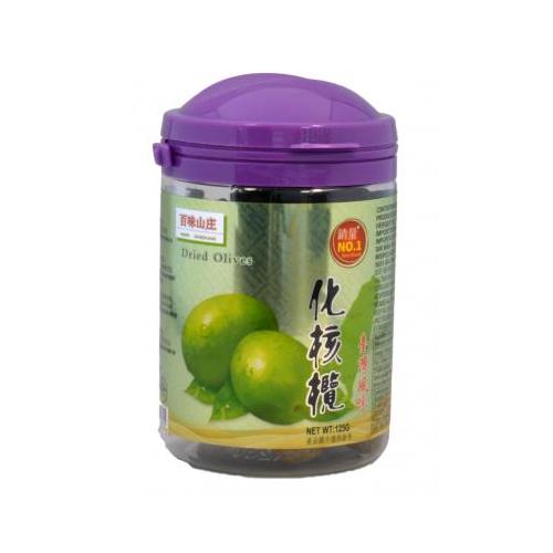 Dried olives (百味山庄 橄欖)