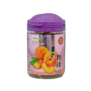 Baiwei Dried peach (百味山庄 桃子)