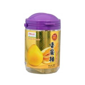 Baiwei Dried pomelo (百味山庄 柚)