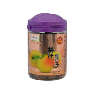 Baiwei Dried plum (百味山庄 李子)